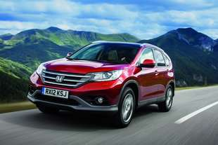 honda cr v 4 2 2 i ctdi executive