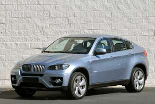 bmw x6 1 activehybrid