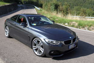 bmw serie 4 coupe 420d