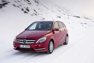 mercedes b 220 4matic
