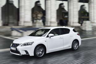 lexus ct 1 200h executive