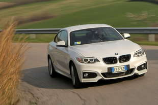 bmw serie 2 coupe 220d