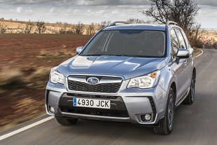 subaru forester d lineartronic