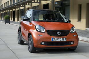 smart fortwo 90 turbo twinamic
