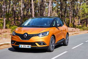 renault scenic 13 tce
