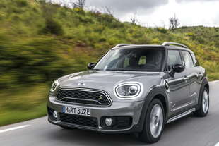 mini countryman s e ibrida