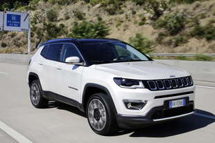 jeep compass 16 multijet