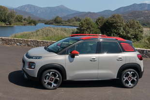 citroen c3 aircross cambio automatico eat6 diesel