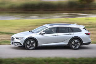 opel insignia country tourer 20 cdti