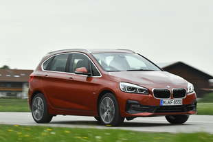 bmw serie 2 active tourer 220d