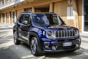 jeep renegade 13 turbo ddct
