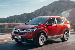 honda cr v 15 executive