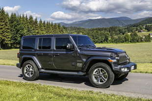 jeep wrangler spy ibrida plug 2020