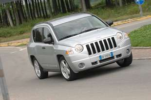 jeep compass 1 2 0 crd limited