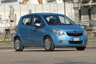 opel agila 10 12v enjoy