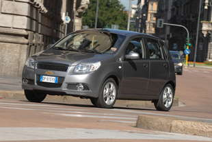 chevrolet aveo 12 lt gpl eco logic