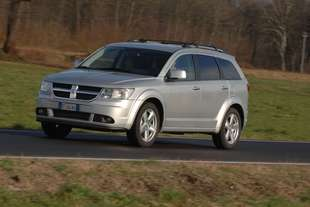 dodge journey 20 crd rt automatica