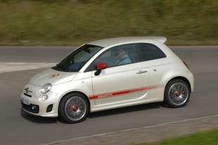 abarth 500 14 16v turbo tjet