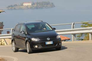 volkswagen golf plus 1 2 0 tdi highline dsg