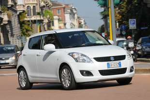suzuki swift 12 5 porte