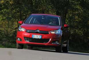 citroën c4 2 1 6 e hdi 110 cv cmp 6 exclusive