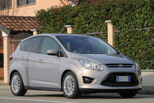 ford c max 2 2 0 tdci titanium powershift