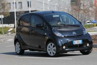 citroën c zero 1 full electric airdream
