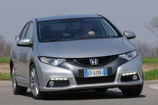 honda civic 16 dtec