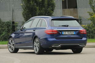 mercedes c 220 sw bluetech