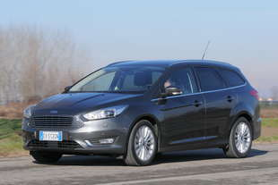 ford focus wagon 15 tdci