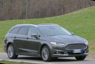 ford mondeo sw tdci
