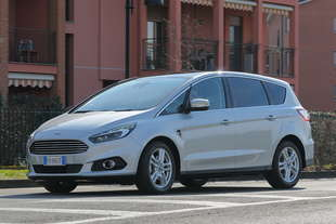 ford s max 20 tdci