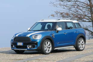 mini clubman e countryman model year 2018