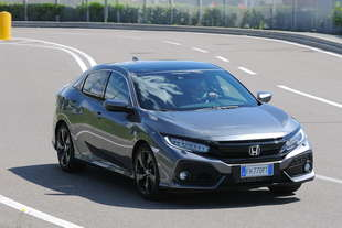 honda civic 10t