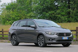 fiat tipo station wagon 16 multijet dct