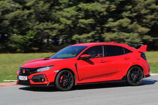 honda civic type r 20 turbo