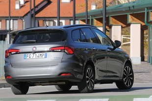 fiat tipo station wagon gpl
