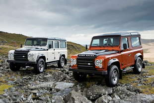land rover defender 0