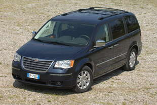 chrysler grand voyager 0