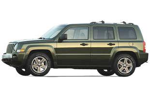 jeep patriot 1 2 0 crd dpf limited