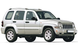 jeep cherokee 5 3 2 v6 limited 4x4