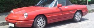 Prova Alfa Romeo Spider