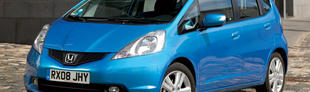 Prova Honda Jazz 1.4 Executive