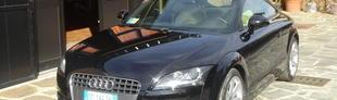 Prova Audi TT Coupé 2.0 TFSI