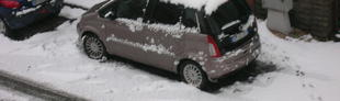 Prova Lancia Musa 1.3 Multijet Argento
