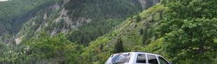 Prova Jeep Grand Cherokee 3.0 CRD Laredo