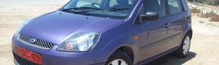 Prova Ford Fiesta