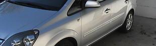Prova Opel Zafira 1.7 CDTI Cosmo