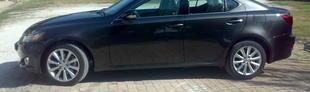 Prova Lexus IS 220d