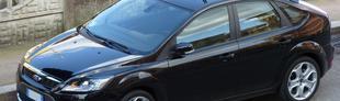 Prova Ford Focus 1.6 GPL Titanium